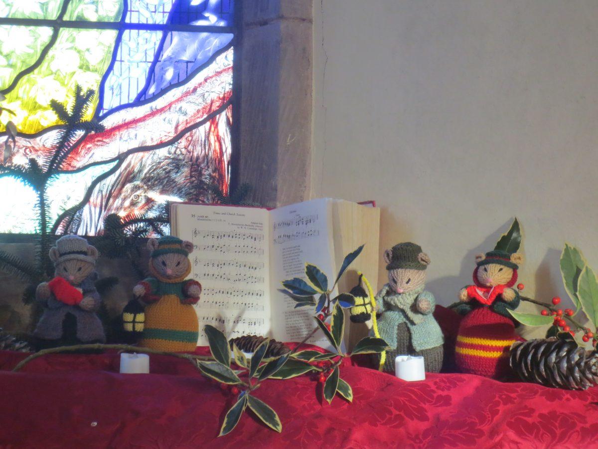 Hollybush Christmas, 20th December